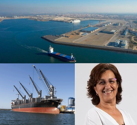 CESAM researcher is the new Port of Aveiro's CEO