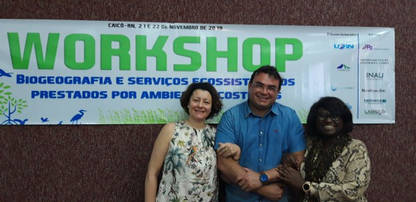 CESAM researcher participates in a workshop from Universidade Federal do Rio Grande do Norte (Brasil)