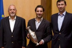 Prof. Carlos Fonseca awarded by the Portuguese Federation of Hunting