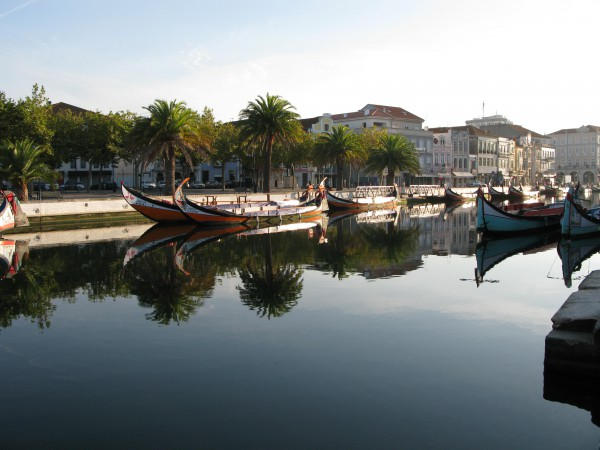 PERICLES Project - The natural and cultural heritage of Ria de Aveiro