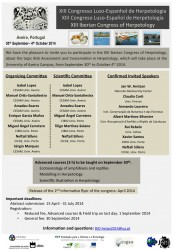 Iberian Congress of Herpetology