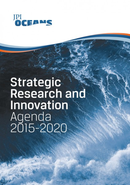 JPI Oceans publishes its first Strategic Research and Innovation Agenda (SRIA)